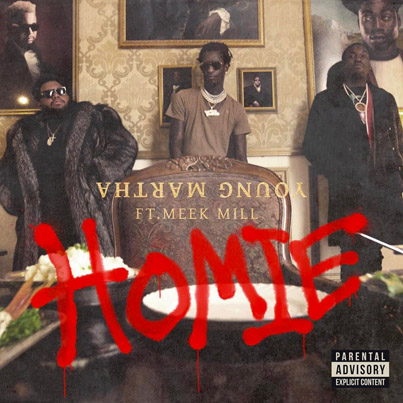 Homie by Young Thug x Carnage x Meek Mill (Official Music Video)