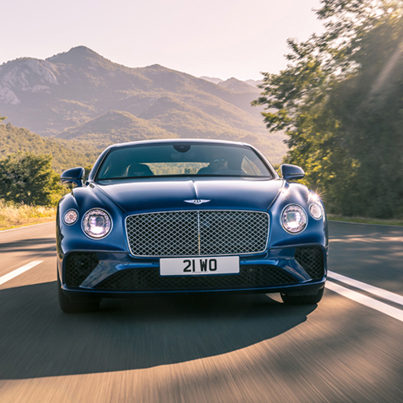 The All-New 2018 Bentley Continental GT ⚡⚡⚡