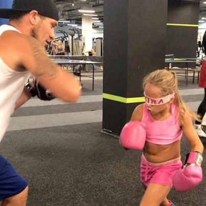 This Young Girl Is Unreal 😲👊🔥