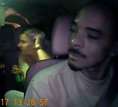 "Uber Driver Kicks Passengers Out For Saying ""White Privilege"" 😤😤😤"