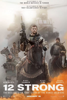 12 STRONG (Official Movie Trailer)