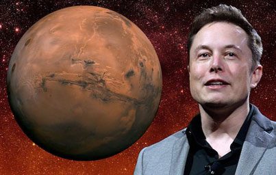 Billionaire Elon Musk Plans To Land Humans On Mars By 2024