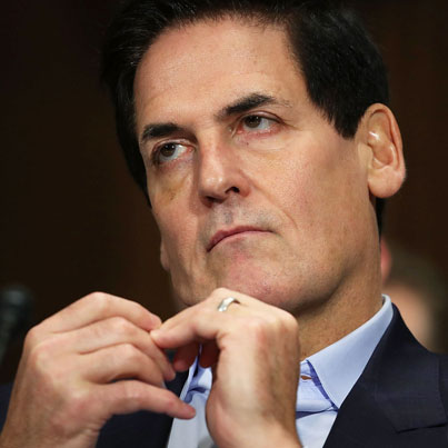 Billionaire Mark Cuban 'Considering' Running Against Trump Come 2020