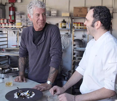Cronut Master Teaches Anthony Bourdain How To Make A Pastry