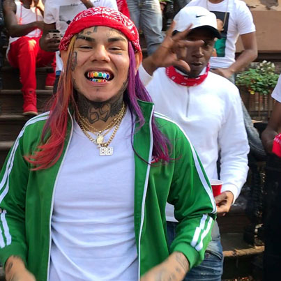 GUMMO by 6IX9INE (Official Music Video)