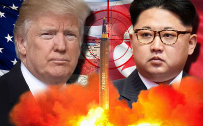 NKorea Warns Nuke War Could 'Break Out Any Moment' 💥💥💥
