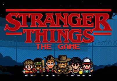 Netflix Goes Retro With 'Stranger Things' Video Game