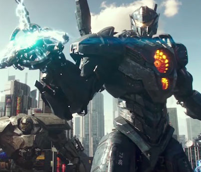 Pacific Rim Uprising (Official Movie Trailer)