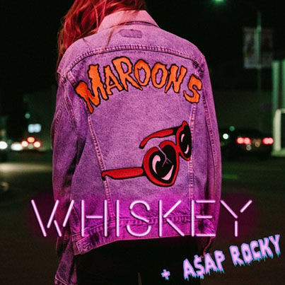 Whiskey by Maroon 5 x A$AP Rocky (Official Audio)