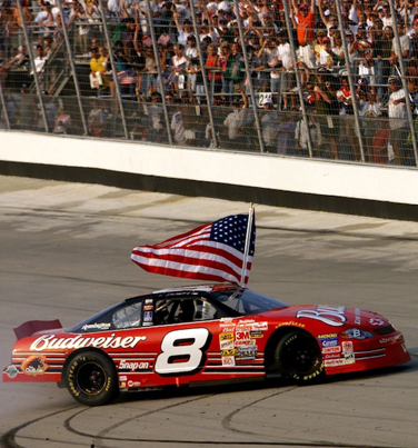 Budweiser Takes One Last Lap At Daytona With Dale Earnhardt Jr. ❤😢😭👍
