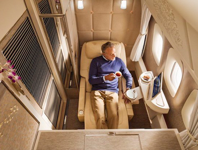 Emirates Airlines New Mercedes-Benz First Class Luxury Suites 💰✈️