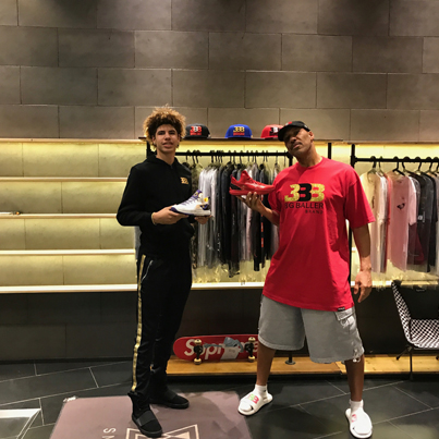 LaVar Ball Reacts To LiAngelo's Arrest In China 🙄🙄🙄