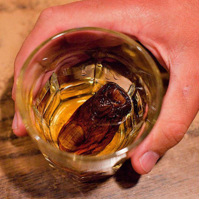 Meet The Only Cocktail In The World With A Human Toe In It