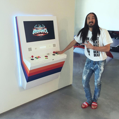 Take A Look Inside Steve Aoki's Incredible Las Vegas Mansion 😎🔥💲