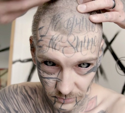The Brutal Tattoo Ritual Built On Pain 😑😑😑