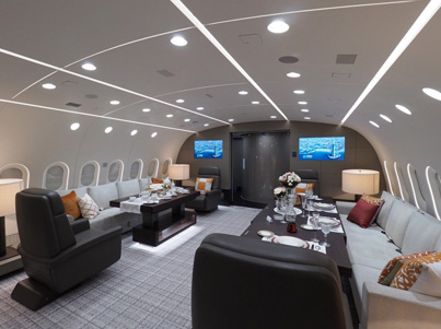 This Private Dreamliner Is The Ultimate $300 Million Flying Home 👀💰