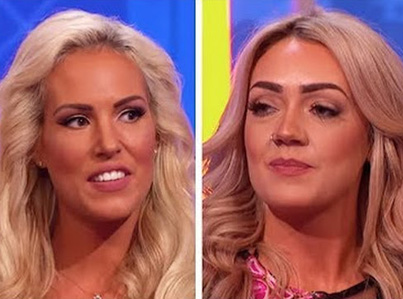 UK Show Unites An Ex With A Current Girlfriend To Determine Who's Hotter 😂😂😂