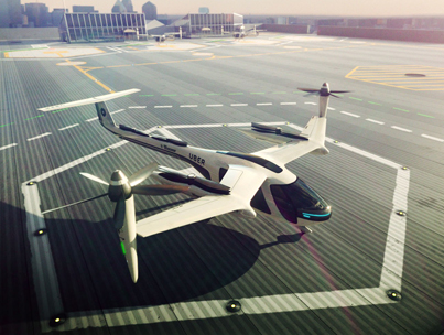 Uber's 'Flying Cars' Could Arrive In LA By 2020 👀🚀