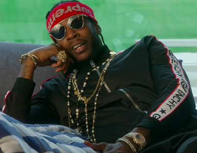 2 Chainz Tries A $150K Bed Made Of Horse Hair 🤔🤔🤔