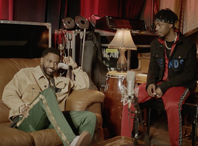 Big Sean & Metro Boomin Interview Each Other About 'Double Or Nothing'