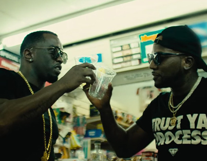 Bottles Up by Jeezy x Puff Daddy (Official Music Video)
