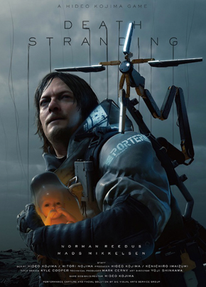 Death Stranding (Official Video Game Trailers)