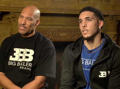 LaVar And LiAngelo Ball Speak Out On The Shoplifting Incident In China & Leaving UCLA 😳😵