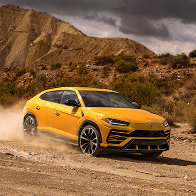 "Lamborghini Unveils Its New 641 HP Super SUV ""Urus"" 👌🤑"