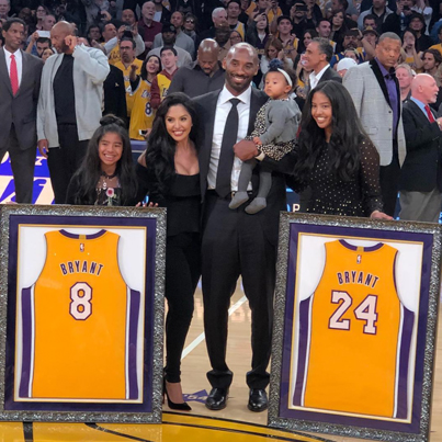 FOREVER IMMORTALIZED: MAMBA OUT 🏀🐐💯