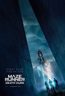 Maze Runner: The Death Cure (Official Movie Trailer #2)
