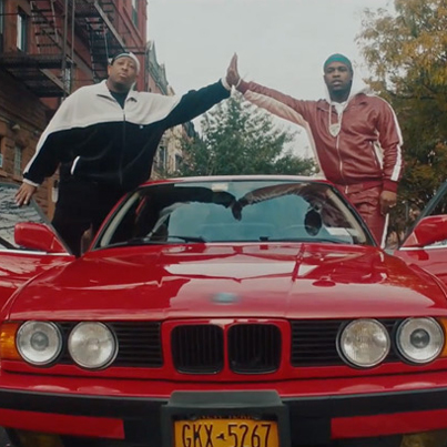 Our Streets by DJ Premier x A$AP Ferg (Official Music Video)