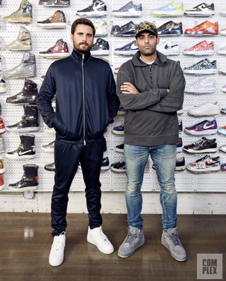 Sneaker Shopping With Scott Disick 👍🌟