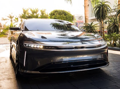 The Lucid Air Car Could Be The Tesla Killer ⚡⚡⚡