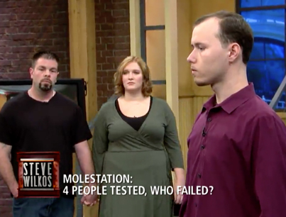 Whole Family Gets Lie Detector Test To Find Out Who Molested 3-Year-Old Girl 😤😤😤