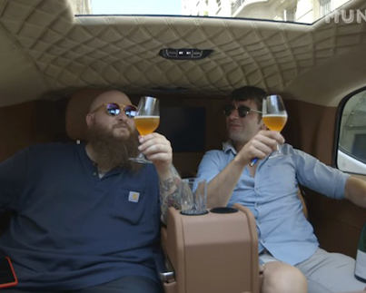 Action Bronson Documents His Drunk & High Adventures Through Rural France 🍷🍾 🇫🇷