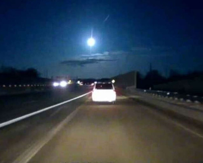 Aliens Are Mobilizing: Earthquake-Causing 'Meteor' Rattles Michigan 👽👽👽