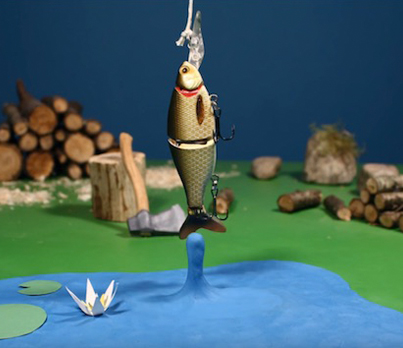 Going Fishing (Dope Stop-Motion Animation)