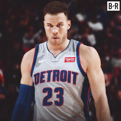 LA Clippers Agree To Trade Blake Griffin To The Detroit Pistons 👀🏀