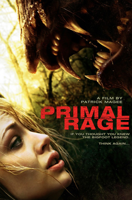 PRIMAL RAGE (Official Movie Trailer)