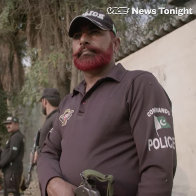 Pakistani Cops Fight Terror & Chinese Sex Robots 😬😬😬