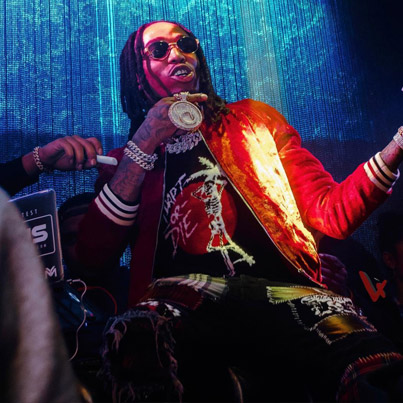 Quavo Has Been Making Beats For Kanye West 😈🔥
