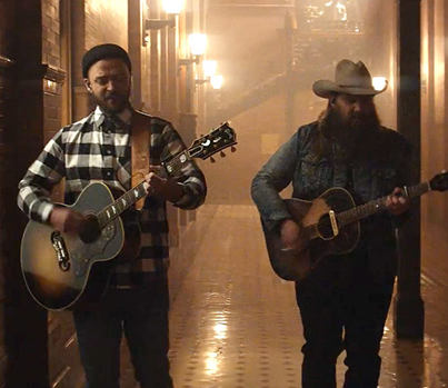 Say Something by Justin Timberlake x Chris Stapleton (Official Music Video)