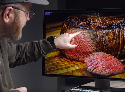 Tech Porn: The Mind Blowing 33 Million Pixel Display 🔥🔥🔥