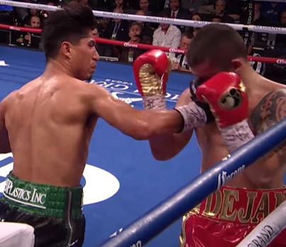 Boxing Champ Mikey Garcia Talks About His Vicious KO Of Dejan Zlaticanin 💪💪💪