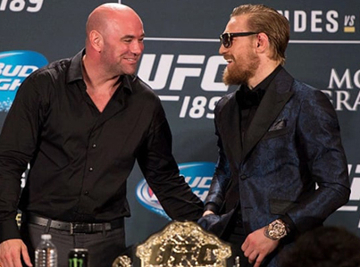 Dana White Says UFC Will Strip Conor McGregor Of His Title 😁😁😁