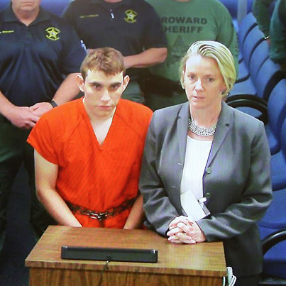 Florida School Shooting Suspect Appears In Court 😓😓😓