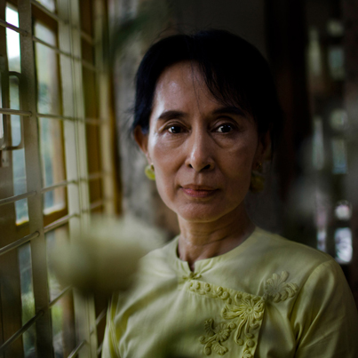 How Myanmar's Suu Kyi Went From Political Prisoner To Leader 🇲🇲🇲🇲🇲🇲