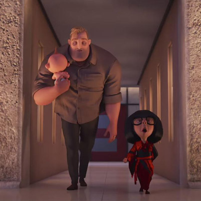 Incredibles 2 (Official Movie Trailer)