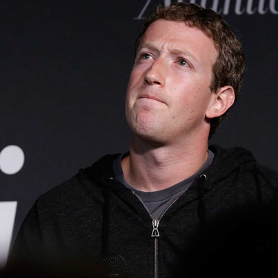 FACEBOOK Loses Daily Users For First Time 💩💩💩