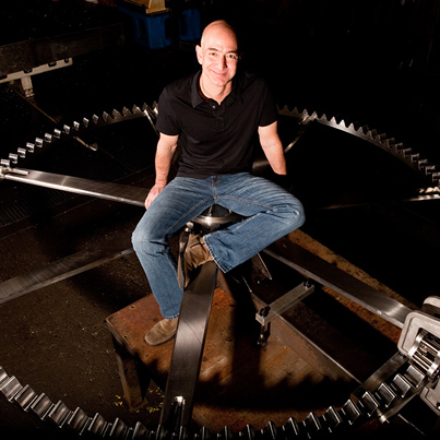 Jeff Bezos Reveals Massive 10,000-Year Clock Being Built Inside Mountain 👍👍👍